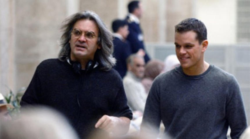 Paul Greengrass à la barre de Fear Index