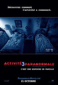 Activité paranormale 3