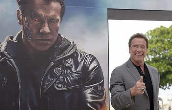 Photos de la première de Terminator Genisys au Brésil