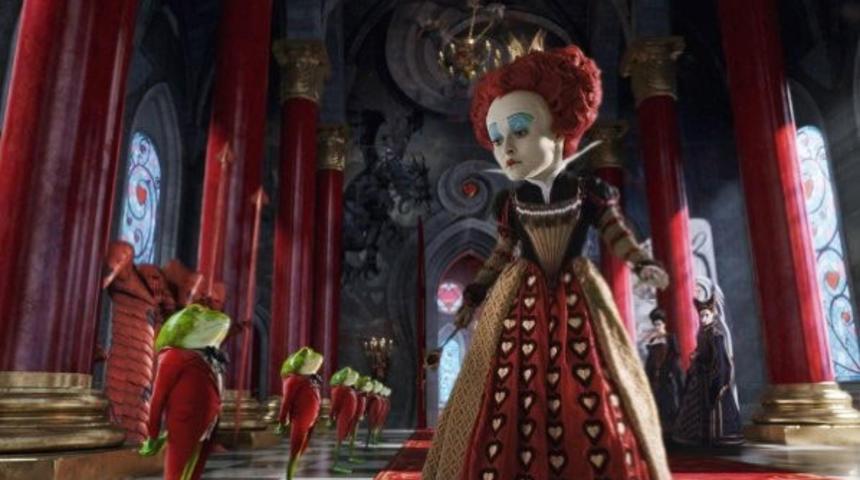 Sorties DVD : Alice in Wonderland