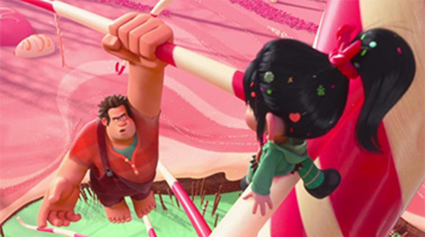 Skrillex contribue à la trame sonore de Wreck-It Ralph