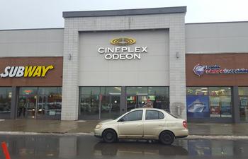 Le Cineplex Odeon Place Lasalle annonce sa fermeture définitive
