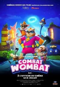 Les contes de la cité sanctuaire: Combat Wombat