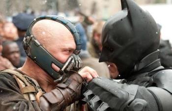 Nouveautés : The Dark Knight Rises