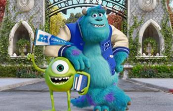 Box-office nord-américain : Monsters University toujours premier
