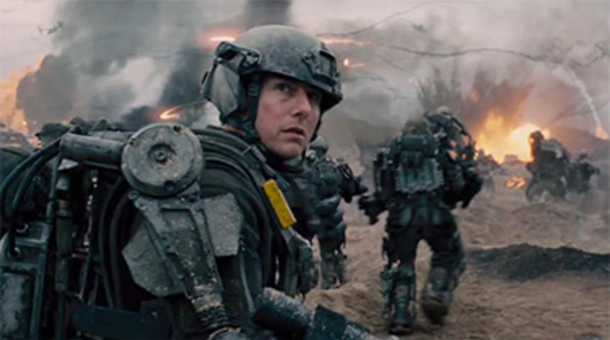 Bande-annonce de Edge of Tomorrow
