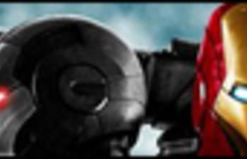 Première affiche du film Iron Man 2
