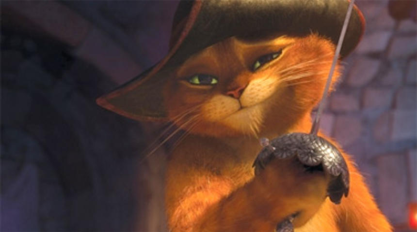 Box-office nord-américain : Puss in Boots occupe le premier rang avec 34 millions $