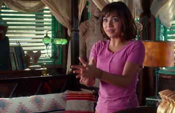 Bande-annonce : Dora l'exploratrice prend vie
