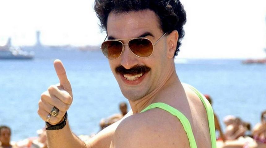 Nous aurons un Borat 2