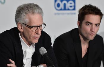 David Cronenberg et Robert Pattinson parlent de Cosmopolis