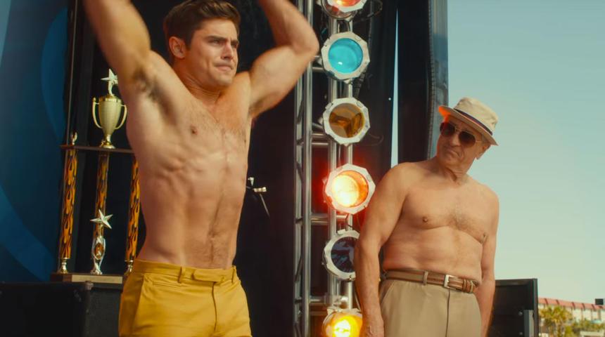 Voyez la bande-annonce de Dirty Grandpa avec Robert De Niro