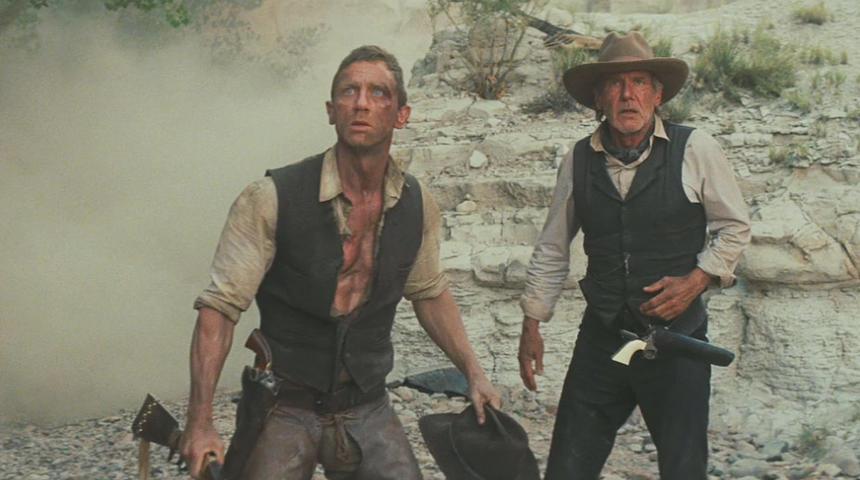Nouvelle bande-annonce de Cowboys & Aliens