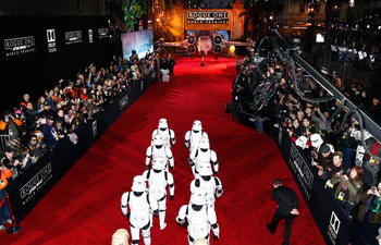 Photos de la première mondiale de Rogue One à Los Angeles