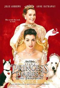 Le journal d'une princesse 2 : les fiançailles royales