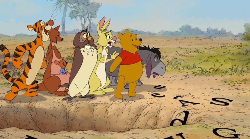 Disney projette faire un Winnie the Pooh en action réelle