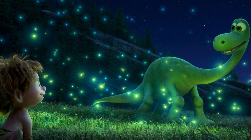 Sorties DVD: The Good Dinosaur