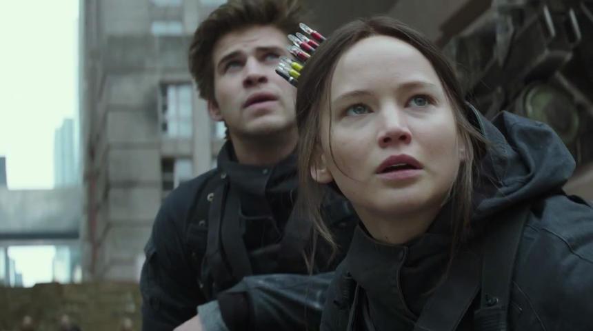 Bande-annonce officielle de Hunger Games: Mockingjay Part 2