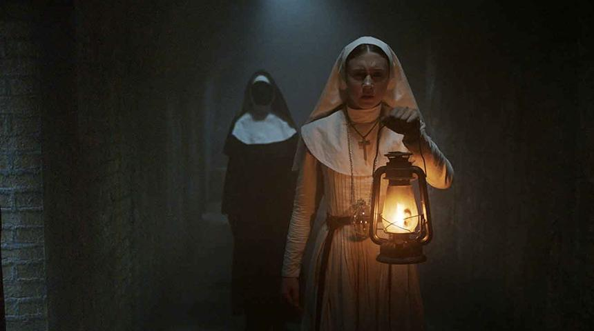 Box-office nord-américain : The Nun s'empare de la tête
