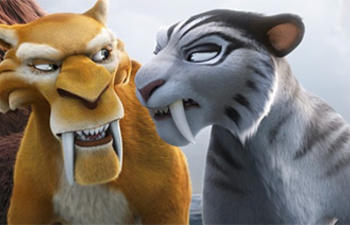 Box-office nord-américain : 46 millions $ pour Ice Age: Continental Drift