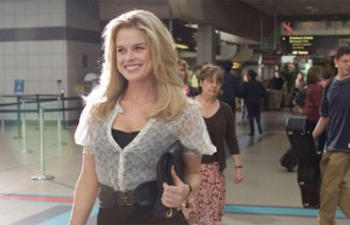 Alice Eve rejoint Men in Black III