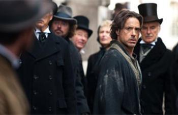 Sorties DVD : Sherlock Holmes: A Game of Shadows