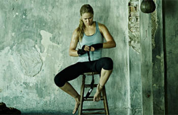 Ronda Rousey dans The Expendables 3 et Fast & Furious 7