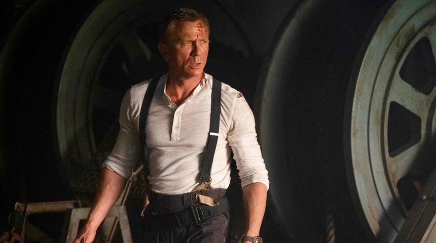Bande-annonce : Daniel Craig endosse à nouveau le costume de James Bond