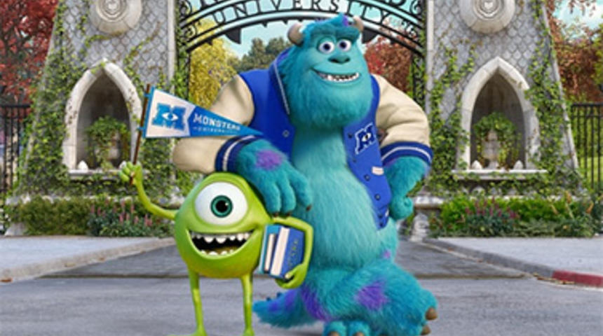 Box-office nord-américain : Monsters University toujours premier