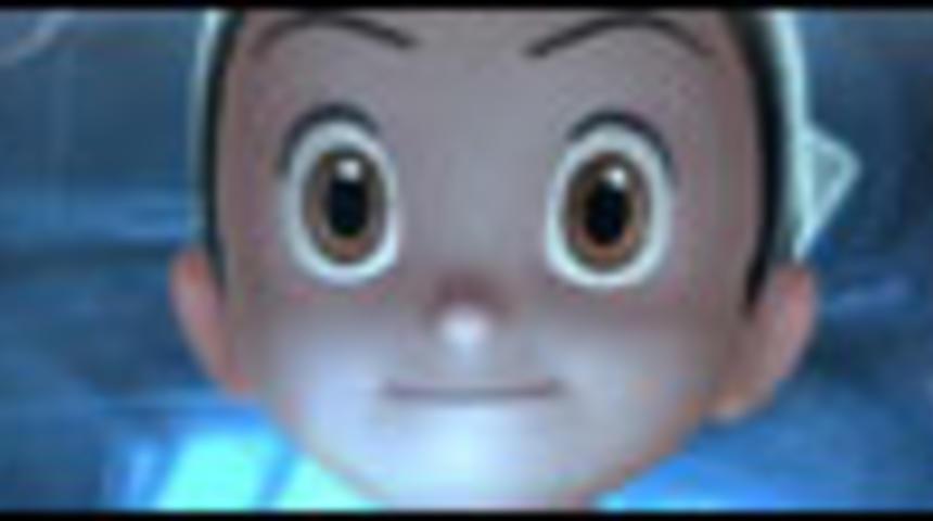 Premières images d'Astro Boy