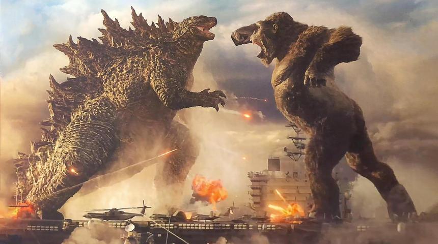 Le bar de Galactus #79 : Godzilla vs. Kong
