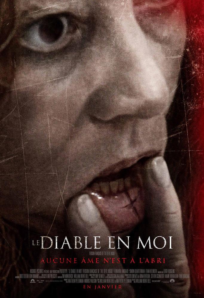 LE DIABLE EN MOI (2012) - Film - Cinoche com
