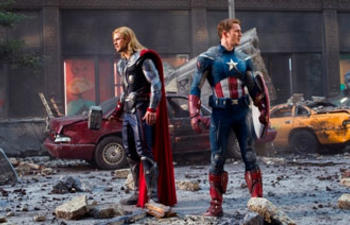 Box-office nord-américain : The Avengers fracasse des records