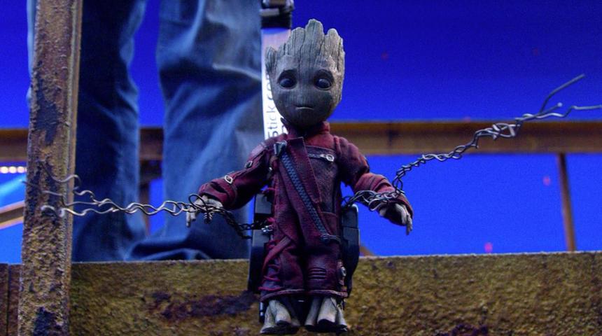 Voyez comment Marvel a créé le personnage de Bébé Groot