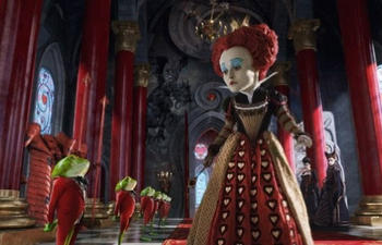 Sorties DVD : Alice in Wonderland
