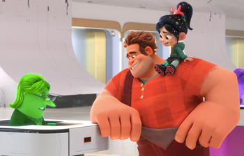 Sorties à la maison : Ralph Breaks the Internet