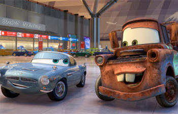 Sorties DVD : Cars 2