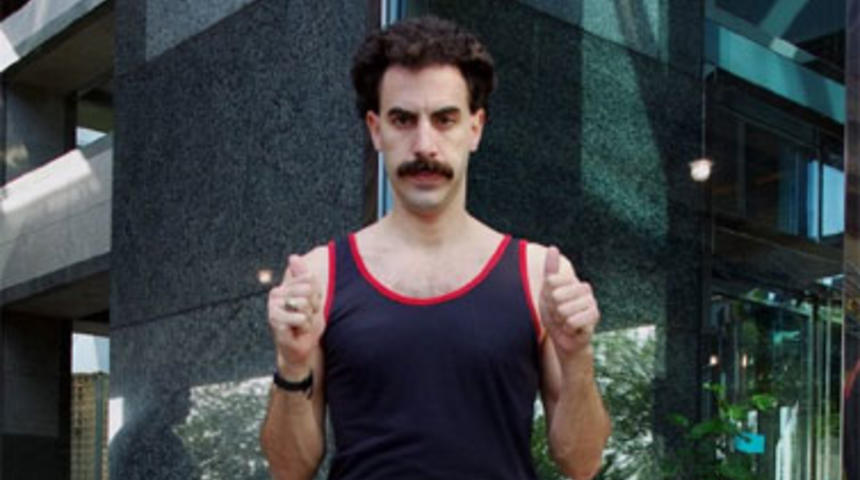 The Dictator prendra l'affiche le 11 mai 2012