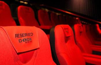 De nouveaux sièges D-BOX à Montréal et à Québec