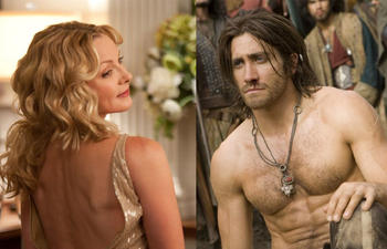 Nouveautés : Sex and the City 2 et Prince of Persia: The Sands of Time