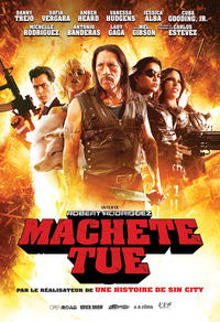 Machete tue