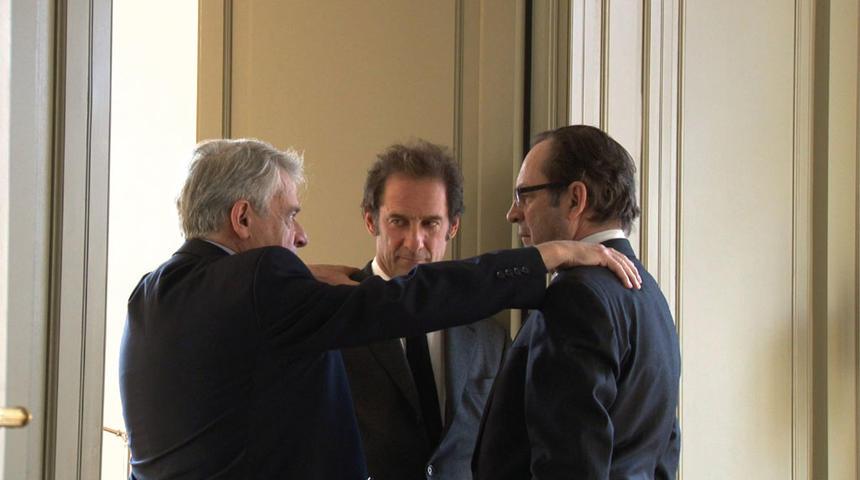 Alain Cavalier parle de Pater