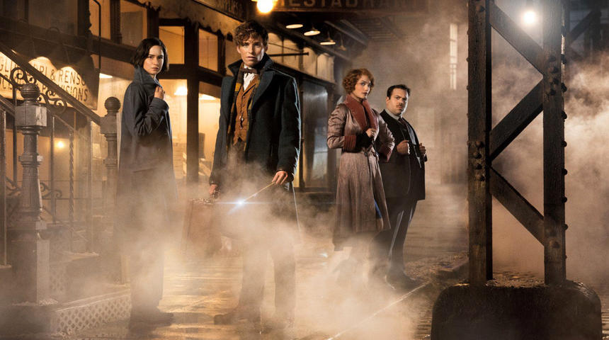 Nouveautés : Fantastic Beasts and Where to Find Them