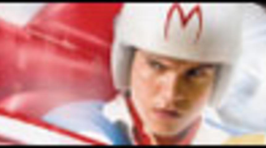 Nouvelle affiche en français pour Speed Racer