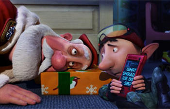Sorties DVD : Arthur Christmas
