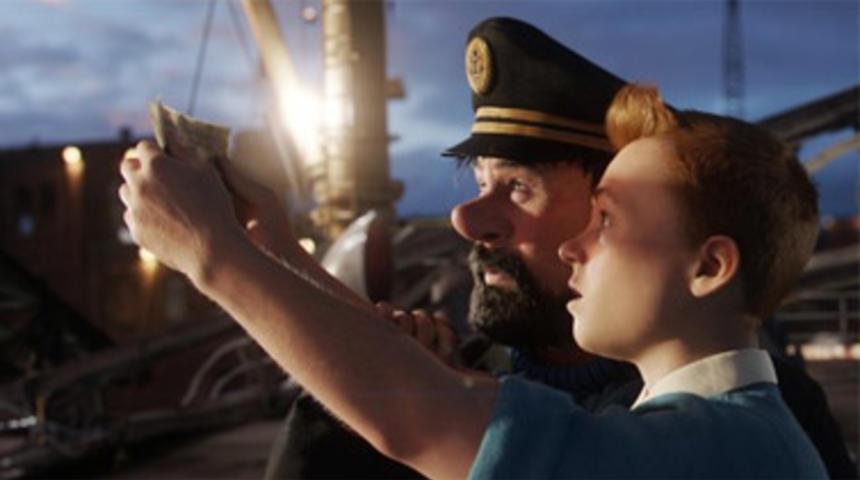 Box-office québécois : Les aventures de Tintin toujours premier