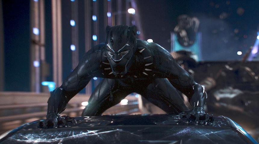 Box-office nord-américain : Un impressionnant 192 millions $ pour Black Panther