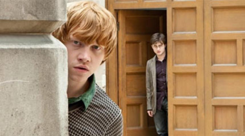 Harry Potter and the Deathly Hallows: Part 1 est le plus payant de la franchise