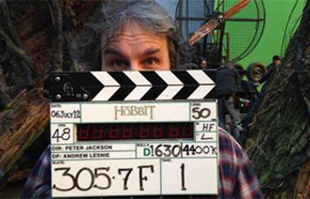 Le tournage de The Hobbit vient de se terminer