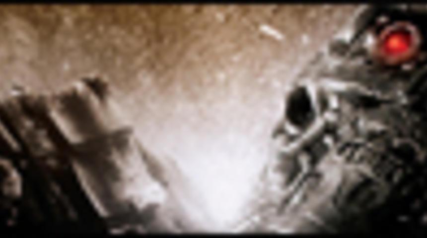 Primeur : Affiche en français du film Terminator Rédemption